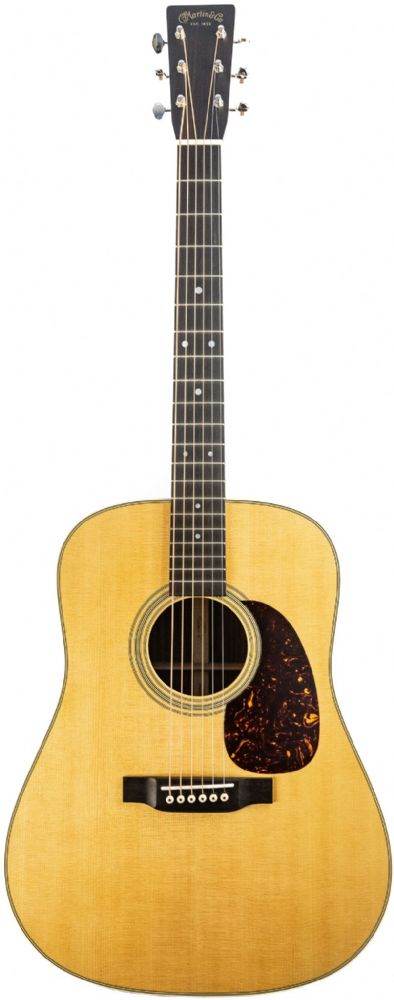 Martin D-28 guitar Re Imagined  Latest version